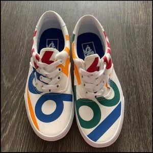 Vans lace up shoes, New